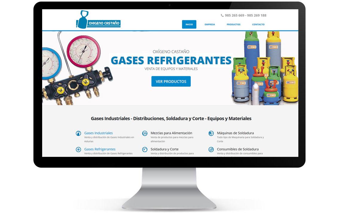 web-oxigeno-castano-diseno-paginas-web-asturias