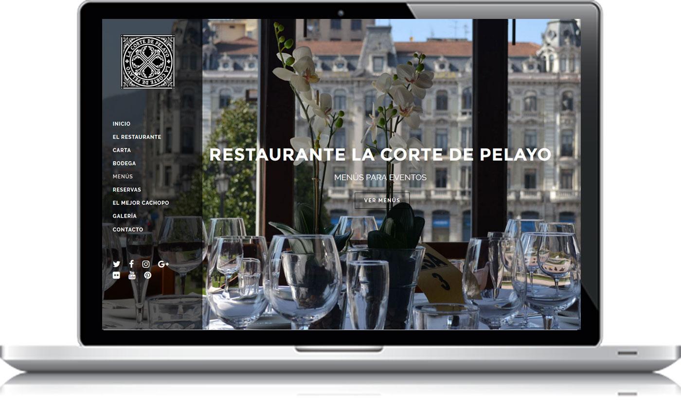 restaurante-la-corte-diseno-web